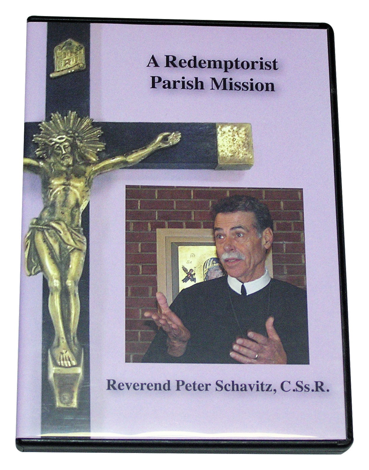 Conversion Mission Sermons DVD