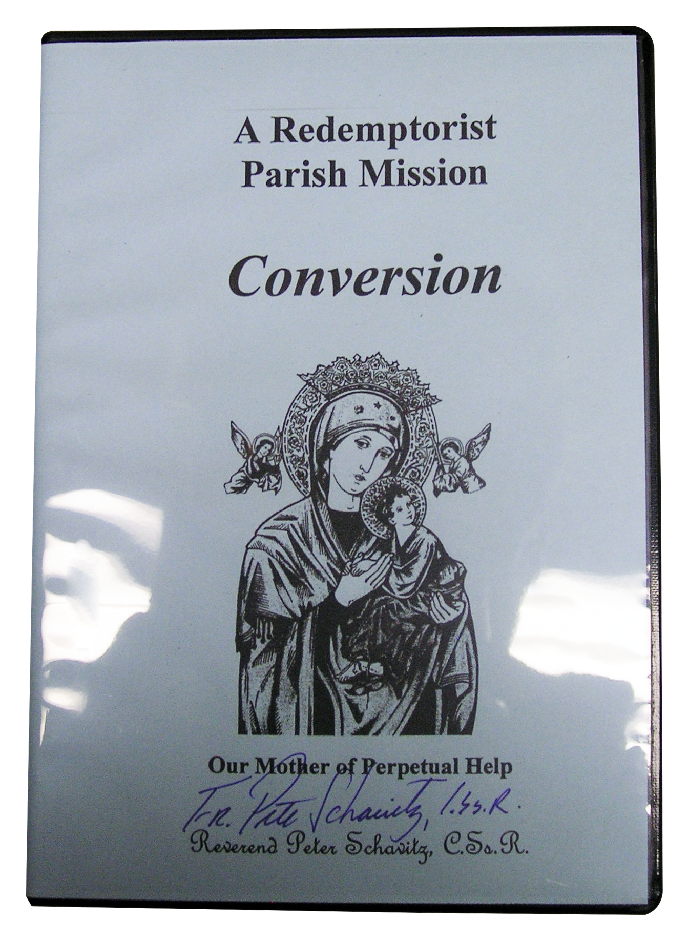 Conversion Mission Sermons CD